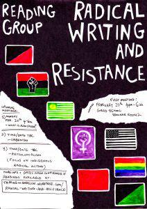 Radical Writing and Resistance Reading Group pic2 1
